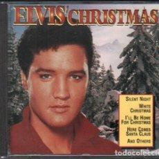 CDs de Musique: ELVIS PRESLEY - ELVIS CHRISTMAS / CD ALBUM DE 1997 / MUY BUEN ESTADO RF-10088. Lote 270602933