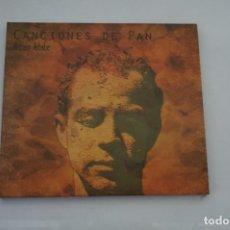 CDs de Música: CD- RUBEN ARTABE - CANCIONES DE PAN. Lote 270603143