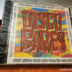 CDs de Música: DISCO BARES CD ALBUM PROMO PRECINTADO 1997 MONICA NARANJO LOS REBELDES AZUCAR MORENO GLORIA ESTEFAN. Lote 270626518