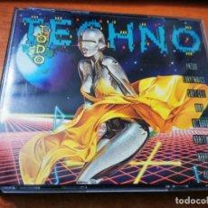 CDs de Música: TODO TECHNO - 2 CD 1992 YAZOO EURYTHMICS O.M.D. VISAGE KRAFTWERK CULTURE CLUB LIMAHL ERASURE. Lote 176499695