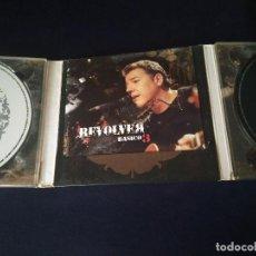 CDs de Música: REVOLVER BASICO 3. CD 12 TRACKS + DVD 12 TRACKS. DISCOS PERFECTOS. Lote 270636523