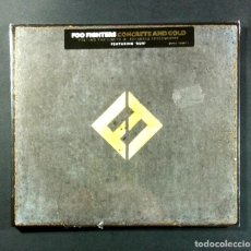 CDs de Música: FOO FIGHTERS - CONCRETE AND GOLD - CD DIGISLEEVE 2017 - ROSWELL (NUEVO). Lote 270636548