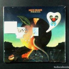 CDs de Música: NICK DRAKE - PINK MOON - CD UK 2004 - ISLAND (NUEVO). Lote 270638833