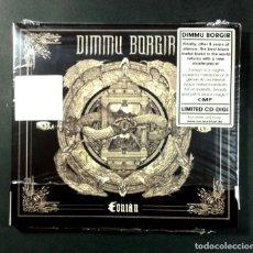 CDs de Música: DIMMU BORGIR - EONIAN - CD + DVD 2018 - NUCLEAR BLAST. Lote 270640193