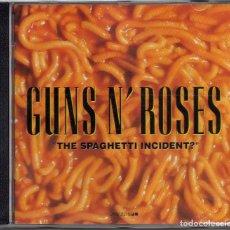 "CDs de Música: GUNS N' ROSES – ""THE SPAGHETTI INCIDENT?"" ( CD NUEVO PRECINTADO ). Lote 254798070"