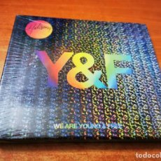 CDs de Música: HILLSONG YOUNG & FREE Y & F WE ARE YOUNG & FREE CD + DVD DIGIPACK PRECINTADO 2013 AUSTRALIA 15 TEMAS. Lote 270641003