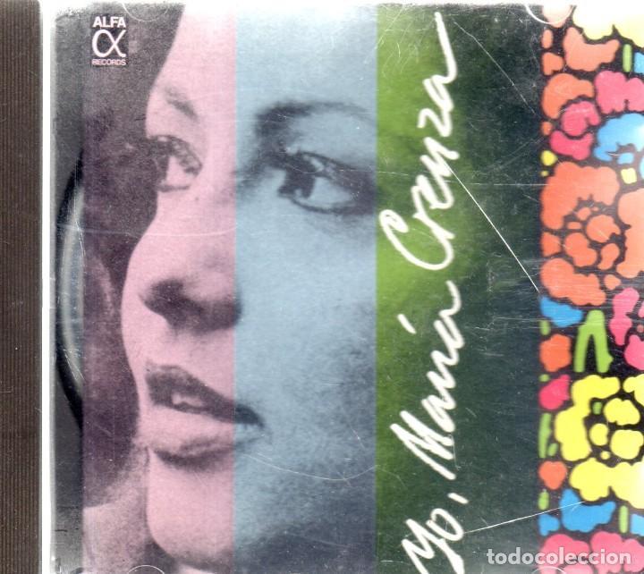 VESIV CD YO MARIA CREUZA (Música - CD's Otros Estilos)