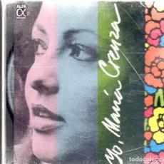 CDs de Música: VESIV CD YO MARIA CREUZA. Lote 270664463