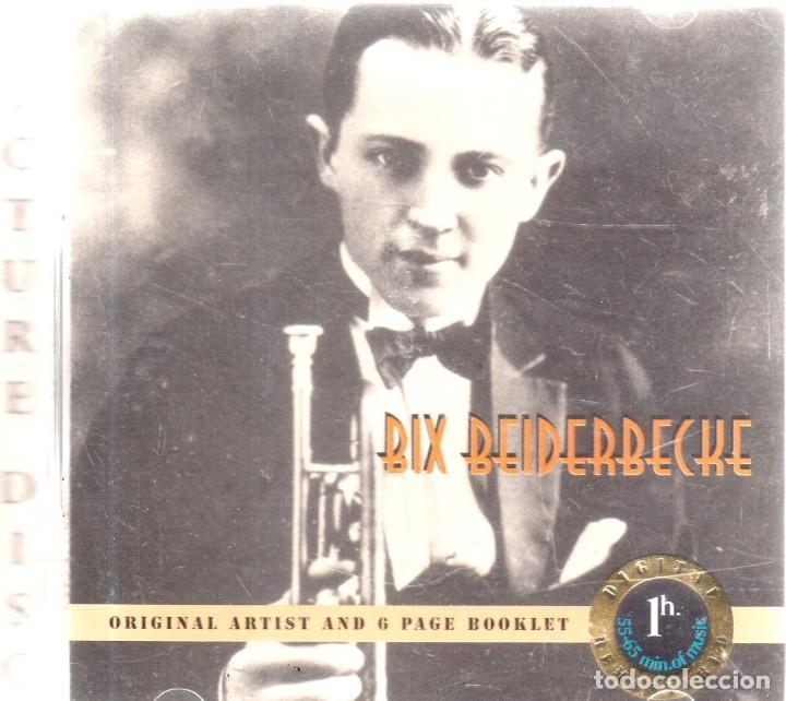 VESIV CD BIX BEIDERBECKE (Música - CD's Otros Estilos)