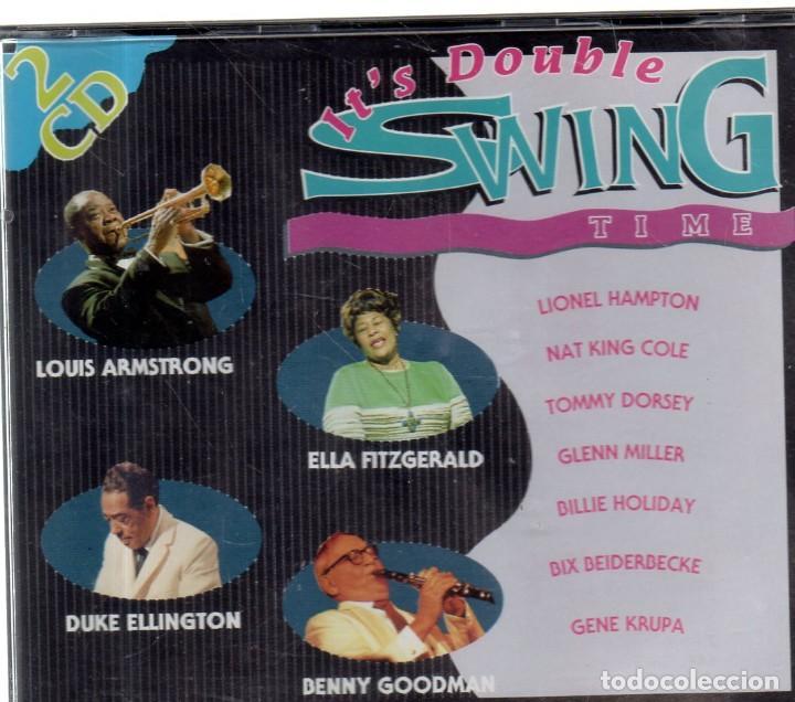 VESIV CD DOBLE IT'S DOUBLE SWING TIME (Música - CD's Otros Estilos)