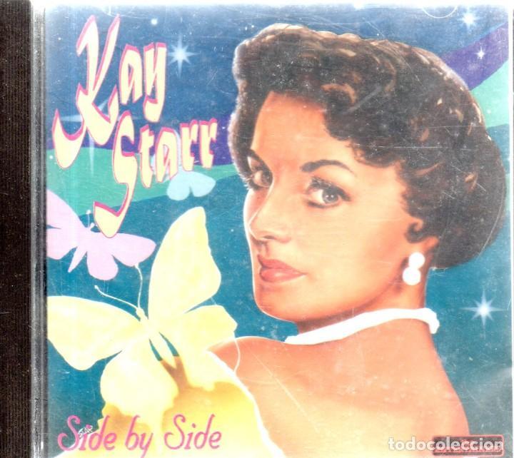 VESIV CD KAY STARR SIDE BY SIDE (Música - CD's Otros Estilos)