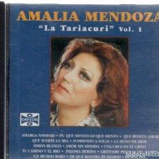 CDs de Música: VESIV CD CD AMALIA MENDOZA LA TARIACURI VOL 1. Lote 270665668
