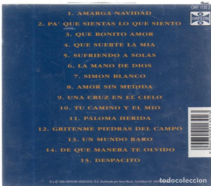 CDs de Música: VESIV CD CD AMALIA MENDOZA LA TARIACURI VOL 1 - Foto 2 - 270665668