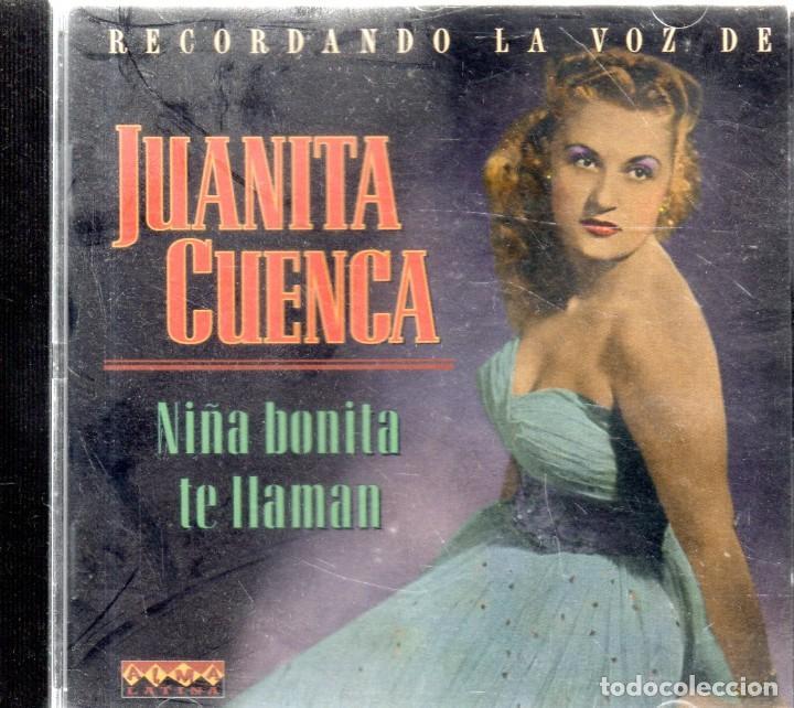 VESIV CD RECORDANDO LA VOZ DE JUANITA CUENCA (Música - CD's Otros Estilos)