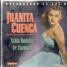 CDs de Música: VESIV CD RECORDANDO LA VOZ DE JUANITA CUENCA. Lote 270668168