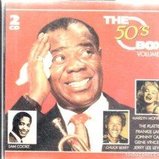 CDs de Música: VESIV CD DOBLE THE 50'S BOX VOLUMEN 2. Lote 270669298