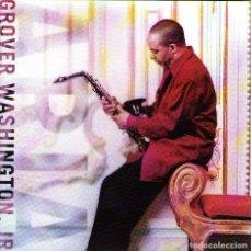 CDs de Música: GROVER WASHINGTON JR - ARIA - CD ALBUM - 12 TRACKS - SONY MUSIC - AÑO 2000. Lote 270860988