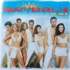 CDs de Música: CD GARIBALDI XXI CASADO SABE MAS BUENO 8 TEMAS COMO NUEVO AQUITIENESLOQUEBUSCA ALMERIA. Lote 270864598