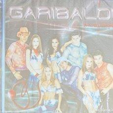 CDs de Música: CD GARIBALDI MUEVEME CON 12 TEMAS PRECINTADO AQUITIENESLOQUEBUSCA ALMERIA. Lote 270867818