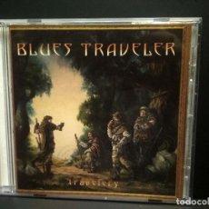 CDs de Música: BLUES TRAVELLER´ TRAVELERS CD USA 1991 PDELUXE. Lote 270887308