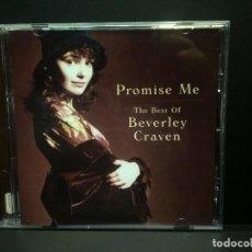 CDs de Música: BEVERLEY CRAVEN THE BEST OF BEVERLEY CRAVEN CD EUROPA 2011 PDELUXE. Lote 270887593