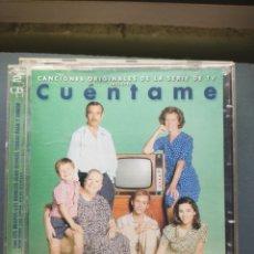 CDs de Música: CUÉNTAME CD. Lote 270896178