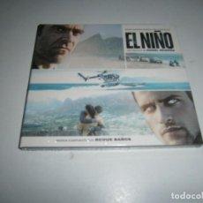 CDs de Música: EL NIÑO CD BANDA SONORA ORIGINAL NUEVA PRECINTADA ROQUE BAÑOS DANIEL MONZON. Lote 270897118