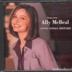 CDs de Música: ALLY MC BEAL - FEATURING VONDA SHEPARD / CD ALBUM DE 1998 / MUY BUEN ESTADO R F-10129. Lote 270910193
