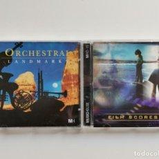 CDs de Música: MUSICA LIBRERIA - MUSIC HOUSE, 2 CDS,. Lote 270921633