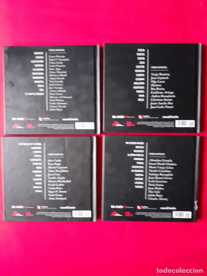 CDs de Música: REFUGIO DEL SONIDO. JAVIER LIMON. MAR ADRIATICO, EGEO, JONICO, LIBIA. EL PAIS 4 CDS COMPLETA - Foto 2 - 270960368