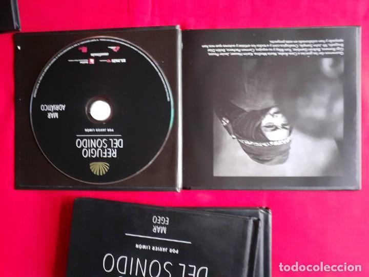 CDs de Música: REFUGIO DEL SONIDO. JAVIER LIMON. MAR ADRIATICO, EGEO, JONICO, LIBIA. EL PAIS 4 CDS COMPLETA - Foto 5 - 270960368