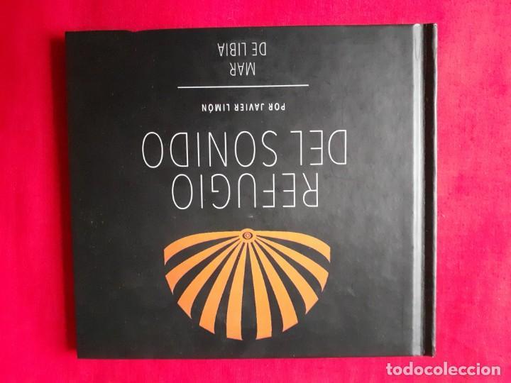 CDs de Música: REFUGIO DEL SONIDO. JAVIER LIMON. MAR ADRIATICO, EGEO, JONICO, LIBIA. EL PAIS 4 CDS COMPLETA - Foto 7 - 270960368