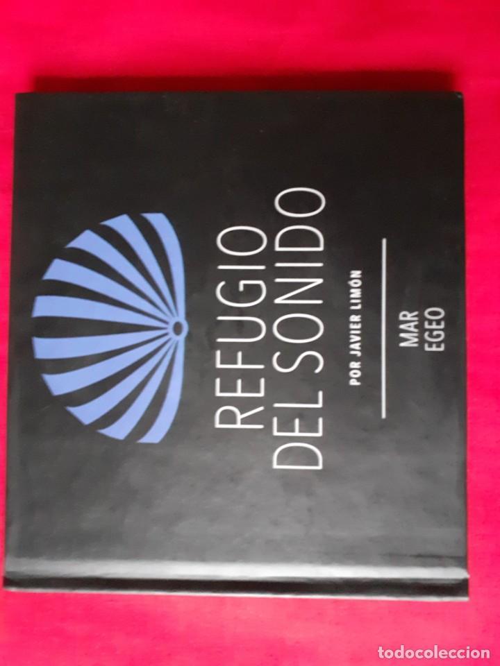 CDs de Música: REFUGIO DEL SONIDO. JAVIER LIMON. MAR ADRIATICO, EGEO, JONICO, LIBIA. EL PAIS 4 CDS COMPLETA - Foto 11 - 270960368