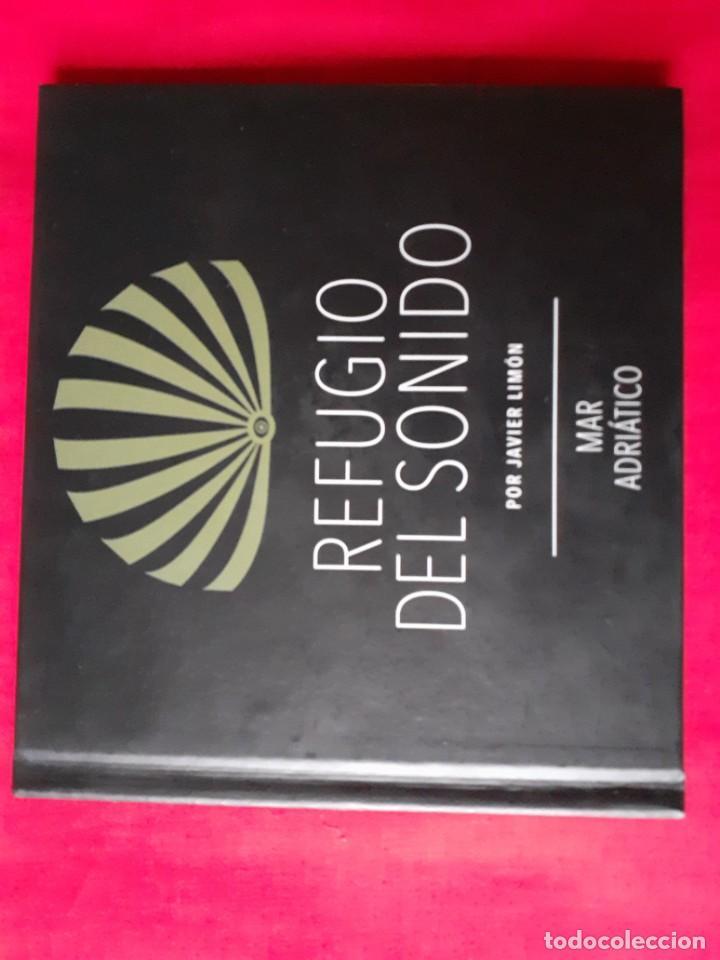 CDs de Música: REFUGIO DEL SONIDO. JAVIER LIMON. MAR ADRIATICO, EGEO, JONICO, LIBIA. EL PAIS 4 CDS COMPLETA - Foto 13 - 270960368