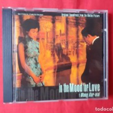 CDs de Música: IN THE MOOD FOR LOVE (DESEANDO AMAR) CD BSO FILM WONG KAR-WAI. Lote 270961298