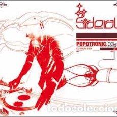 CDs de Música: SIDERAL - POPOTRONIC.03. EL PROBLEMA (CD, COMP, MIXED) LABEL:PLAY IT AGAIN SAM [PIAS] CAT#: 948.002. Lote 270996088