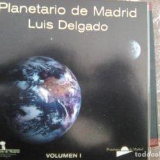 CDs de Música: ¡ FIRMADO! - LUIS DELGADO - PLANETARIO DE MADRID VOL. I - 1 - (AYTO DE MADRID, 2001) - RARO. Lote 270996298