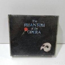 CDs de Música: DISCO 2 X CD. ANDREW LLOYD WEBBER – THE PHANTOM OF THE OPERA. COMPACT DISC.. Lote 270998128