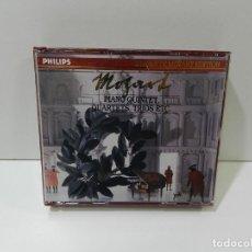 CDs de Música: DISCO 3 X CD. MOZART – PIANO QUINTETS, QUARTETS, TRIOS, ETC. VOL. 2. COMPACT DISC.. Lote 270998548