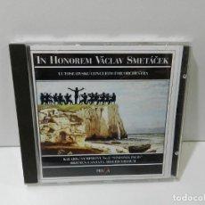 CDs de Música: DISCO CD. DVOŘÁK, SVIATOSLAV RICHTER – IN HONOREM VÁCLAV SMETÁČEK. COMPACT DISC.. Lote 270998998
