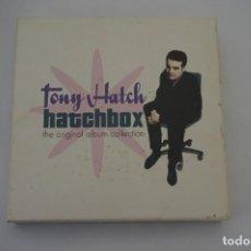CDs de Música: CD - CAJA PACK 6 DISCOS - TONY HATCH - HATCHBOX - THE ORIGINAL ALBUM COLLECTION. Lote 271000188