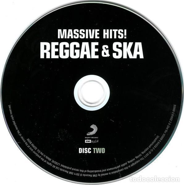 CDs de Música: Massive Hits! Reggae & Ska / BOX 3 CD * Caja precintada - Foto 3 - 271048223
