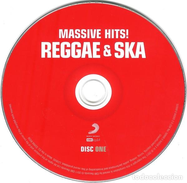 CDs de Música: Massive Hits! Reggae & Ska / BOX 3 CD * Caja precintada - Foto 2 - 271048223