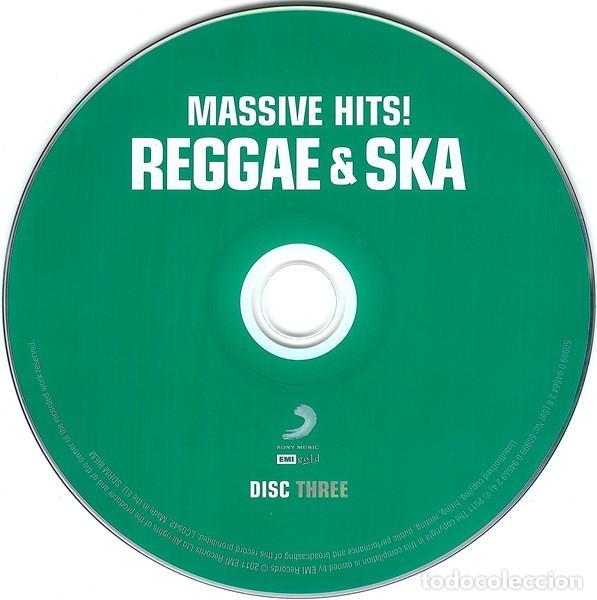 CDs de Música: Massive Hits! Reggae & Ska / BOX 3 CD * Caja precintada - Foto 4 - 271048223
