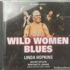 CDs de Música: CD WILD WOMEN BLUES. Lote 271364093