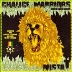 CDs de Música: CHALICE WARRIORS - MISTA T. Lote 271415528