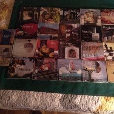 CD de Música: 24 CDS COLECCIÓN EL PAIS/BBVA. GASTOS INCLUIDOS. Lote 271427613