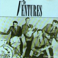 CDs de Música: THE VENTURES - CD DE 12 TRACKS - ED. ONN 50 - MADE IN FRANCE. AÑO 2001.. Lote 271530958