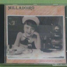 CDs de Música: MILLADOIRO (GALICIA NO PAIS DAS MARAVILLAS) CD 1992. Lote 271561213