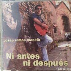 CDs de Música: CD NI ANTES NI DESPUES. Lote 271561603